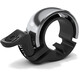 Knog Oi Classic Bike Bell black/silver